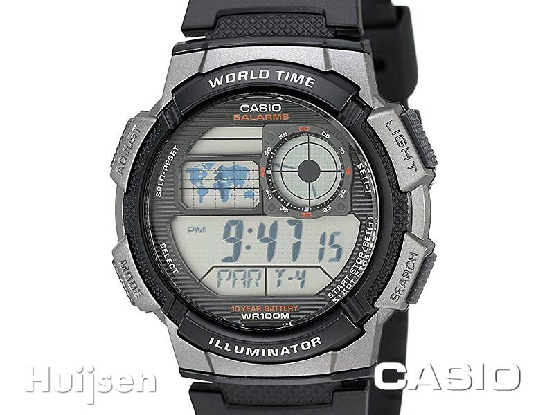 horloge_CASIO_juwelierzevenaar.nl_juwelier Huijsen_Zevenaar_Liemers_Gelderland