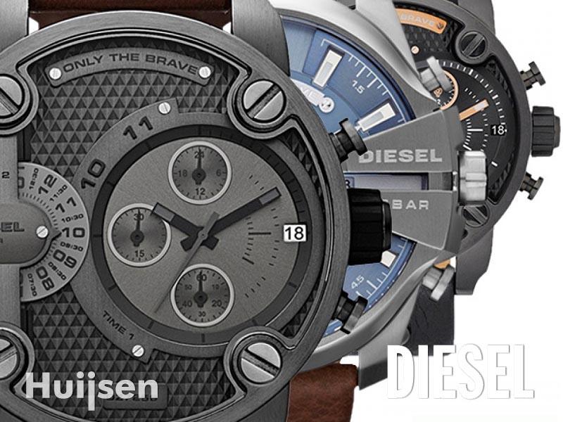 horloge_DIESEL_juwelierzevenaar.nl_juwelier Huijsen_Zevenaar_Liemers_Gelderland