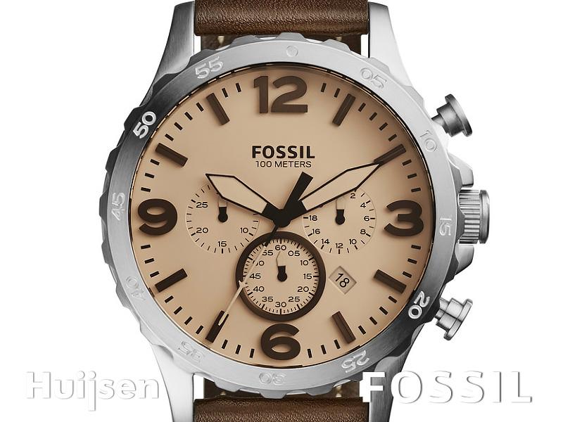 horloge_FOSSSIL_juwelierzevenaar.nl_juwelier Huijsen_Zevenaar_Liemers_Gelderland