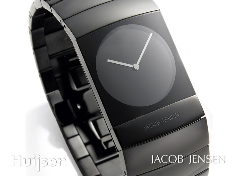 horloge_JACOB JENSEN_juwelierzevenaar.nl_juwelier Huijsen_Zevenaar_Liemers_Gelderland